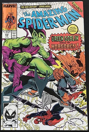 Amazing Spider-Man (Marvel) #312 VF/NM