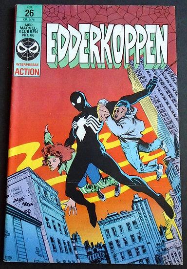 Edderkoppen Spider-Man #26 (Interpresse) FN