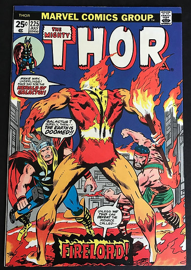 Thor 225 VF+ [1st Firelord]