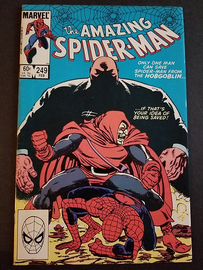Amazing Spider-Man 249