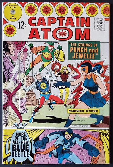 Captain Atom (Charlton) #85 VF [Micro Tear BC]