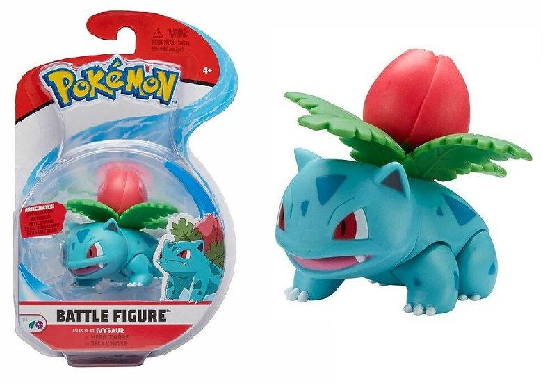 Pokemon Battle Figure Pack Ivysaur Mini Figure