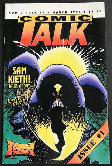 Comic Talk (1993) #1 VF/NM