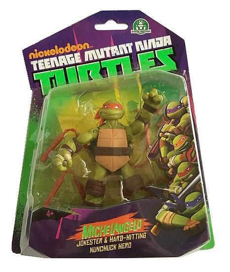 2013 Teenage Mutant Ninja Turtles Michelangelo Action Figure