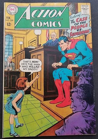 Action Comics #359 VG