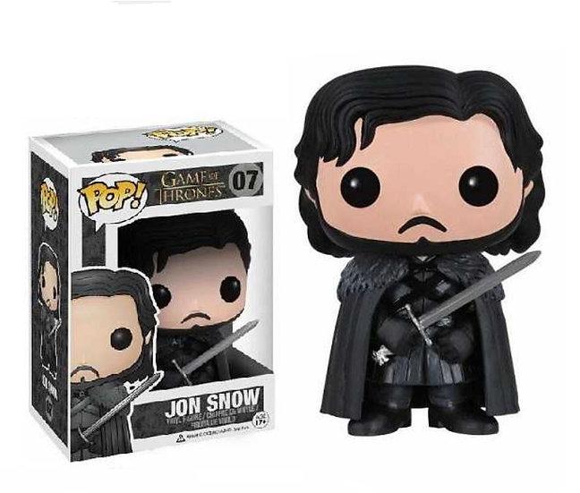 Funko Pop Game Of Thrones Jon Snow 07