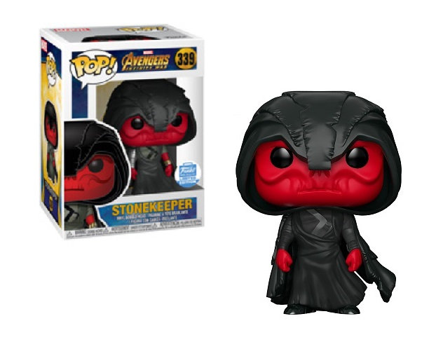 Avengers Infinity War Stonekeeper 339 Funko Limited Edition