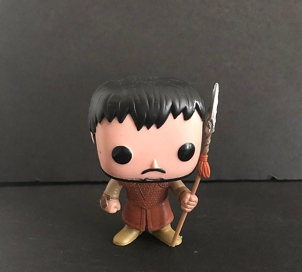 Game OF Thrones Oberyn Martell  Figure-Used,No Case