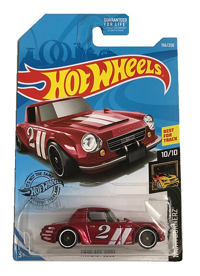 Hot Wheels Nightburnerz Fairlady 2000