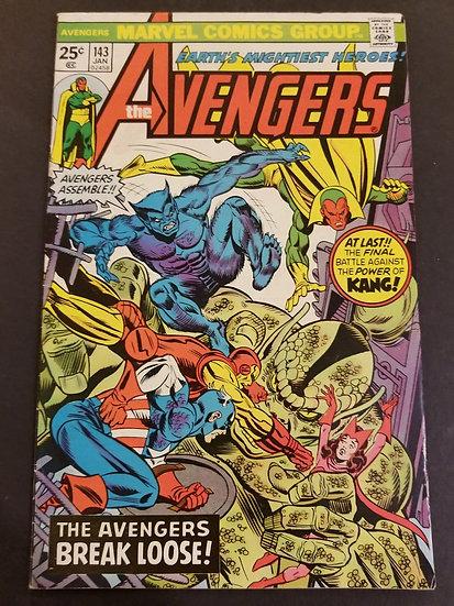 Avengers (Marvel ) #143 VF