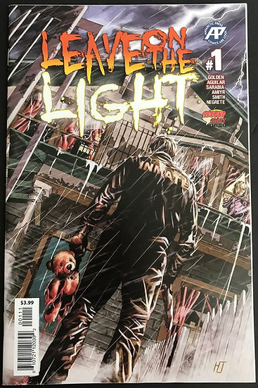 Leave on the Light (2019 Antarctic Press) #1A NM