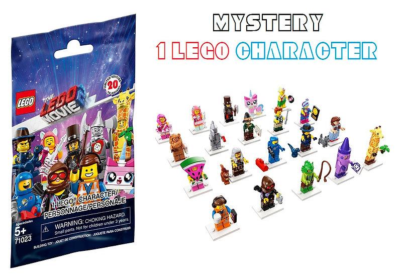 Lego The LEGO Movie2 Mystery Minifigure [ 1 Mystery Minifigure ]