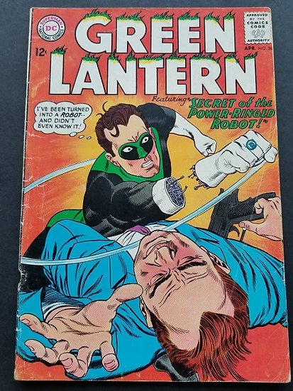 Green Lantern (1960-1988 1st Series DC) #36 GD