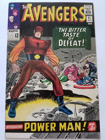 Avengers (Marvel ) #21 FN/VF