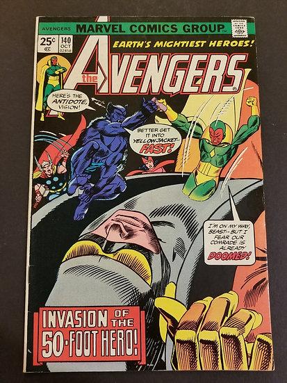 Avengers 140 VF