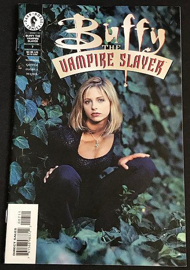 Buffy the Vampire Slayer (Dark Horse) #7 NM-