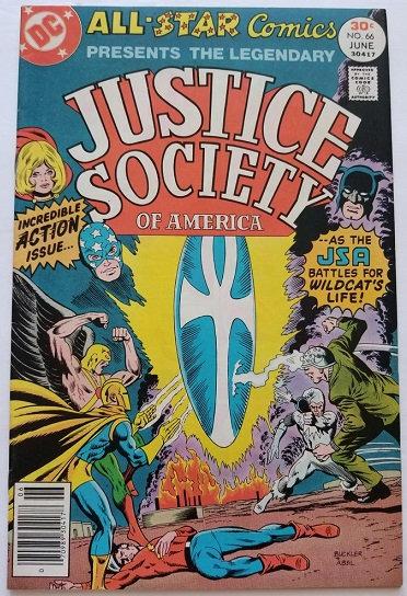 All Star Comics (1940-1978) #66 NM-