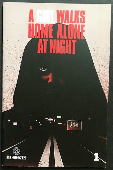 A Girl Walks Home Alone at Night (Behemoth) #1