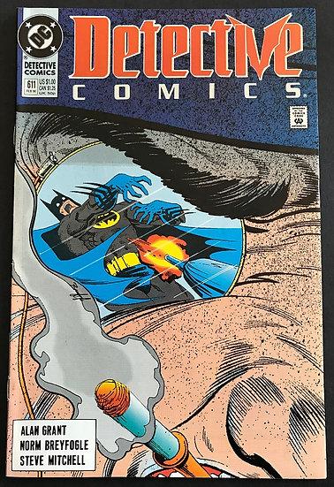 Detective Comics (1937 1st Series) #611