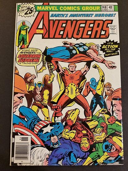 Avengers (Marvel ) #148 VF