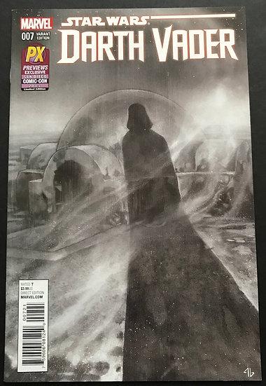 Star Wars Darth Vader (2015 Marvel) #7 VF [SDCC Exclusive]