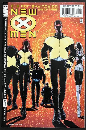 New X-Men (2010 Marvels Greatest Comics) #114 VF/NM