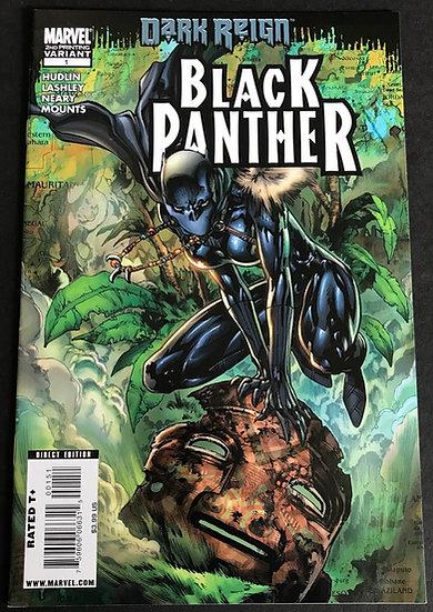 Black Panther (Marvel ) #1 VF