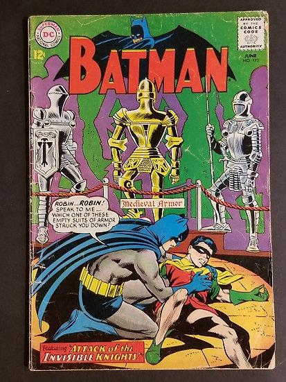 Batman 172 VG