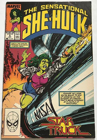 Sensational She-Hulk (Marvel) #6 VF/NM