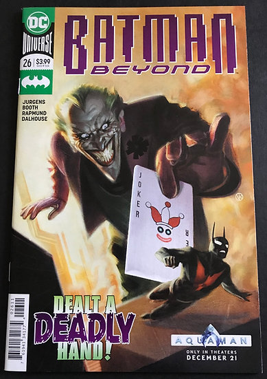 Batman Beyond (Dc) #26 NM+