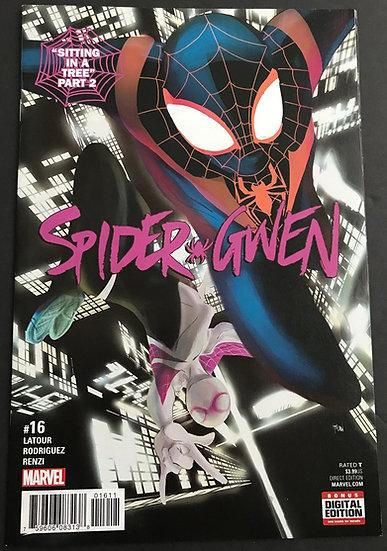 Spider-Gwen (2015 2nd Series) #16 NM