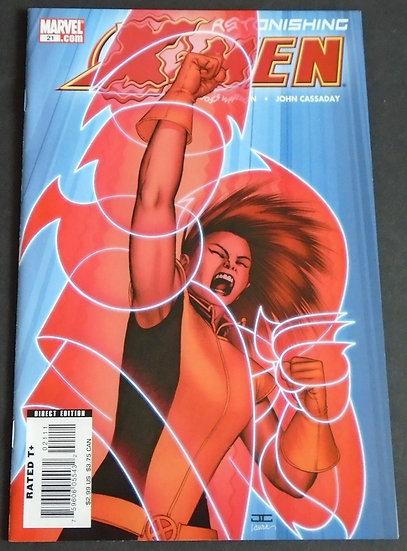Astonishing X-Men #21 NM-