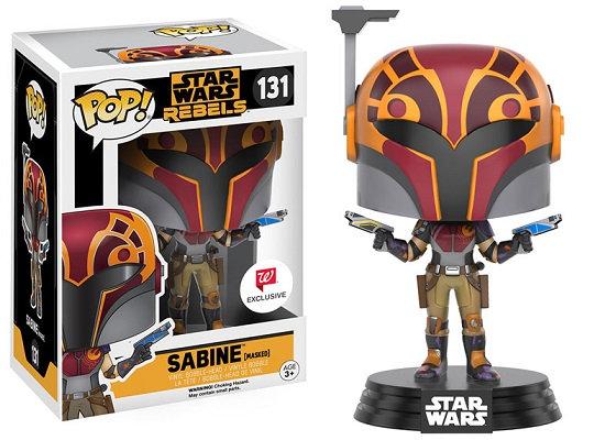 Star Wars Rebels Sabine (Masked) 131 Walgreens Exclusive