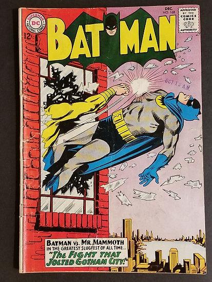 Batman (1940) #168