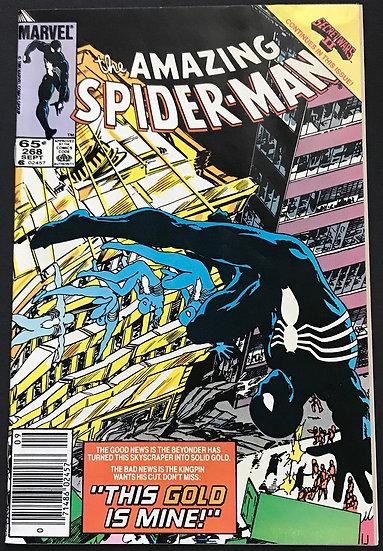 Amazing Spider-Man 268 VG+
