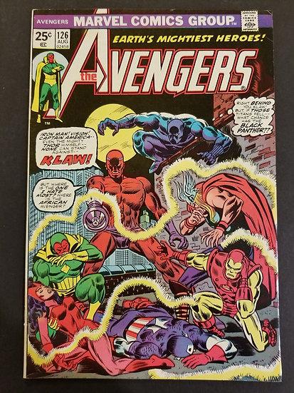 Avengers (Marvel ) #126 VF-
