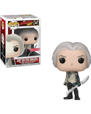 Ant Man And The Wasp - Janet Van Dyne Unmasked 347 Target Exclusive