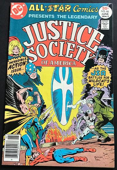 All Star Comics (DC) #66