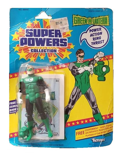 1984 Kenner Super Powers Green Lantern
