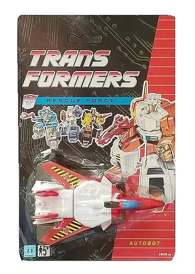 European G1 Transformers Leo Zack is sealed