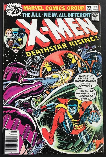 X-Men (1963 1st Series) #99 VF/NM [X-Men Vs. Sentinels.]