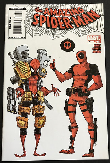 Amazing Spider-Man (Marvel ) #611