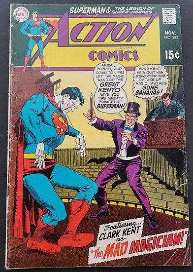 Action Comics #382 VG