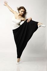 Tanssitarvikkeet.