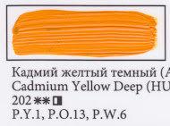 Cadmium Yellow Deep, art.202