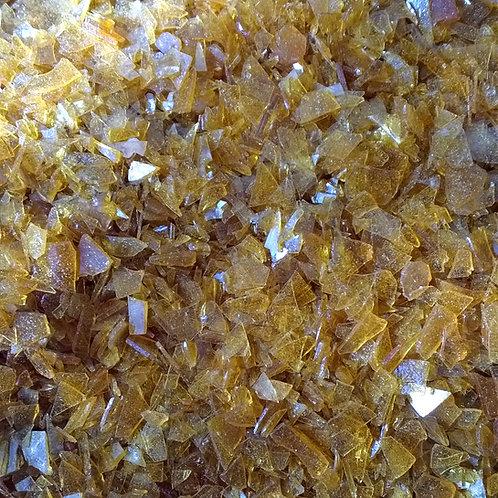 Väriton shellakkahiutaleet, 50 gr
