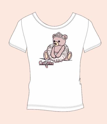 Grishko lasten t-paita