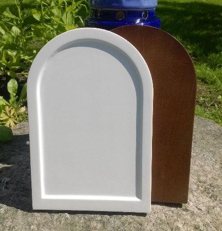 20 x 30 cm ikonilauta poppelista