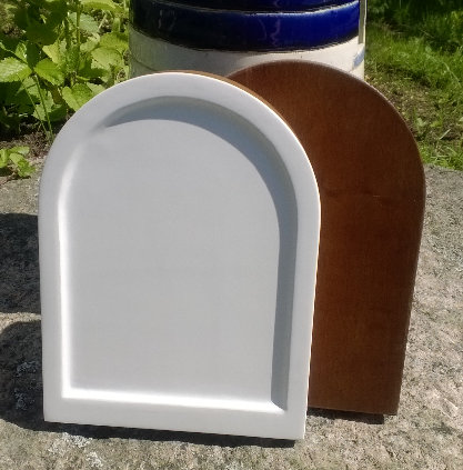 20x30 cm Ikonilauta poppeli