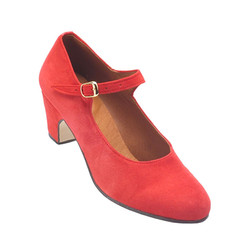 Grishko flamenco kengät.